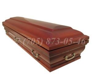"""Полированный гроб """"Классика"""""""